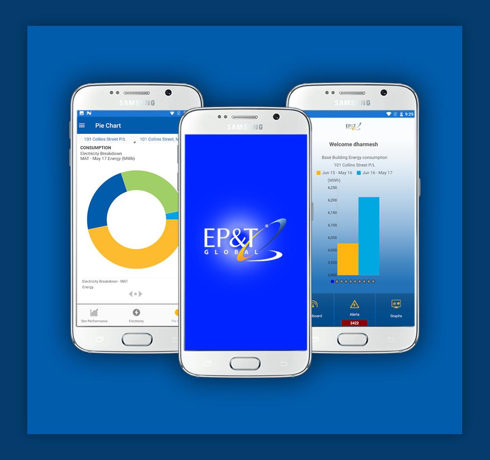Edge Mobile App Energy Management App